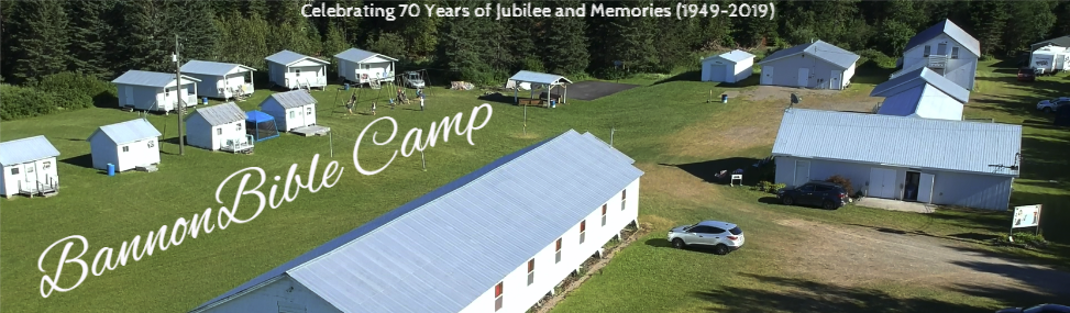 Bannon Bible Camp Logo